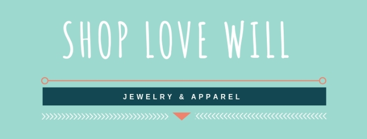 SHOP LOVE WILL